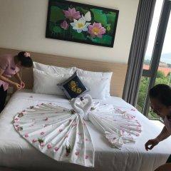 Отель Nha Trang Harbor Apartments & Hotel Вьетнам, Нячанг - отзывы, цены и фото номеров - забронировать отель Nha Trang Harbor Apartments & Hotel онлайн комната для гостей фото 4
