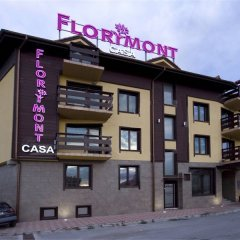 Отель Florimont Casa Банско вид на фасад фото 3