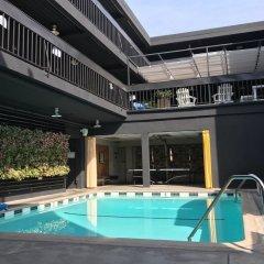 Отель Farmer's Daughter США, Лос-Анджелес - отзывы, цены и фото номеров - забронировать отель Farmer's Daughter онлайн бассейн фото 2