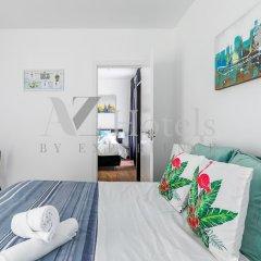 Отель A&Z Juan de Mena -Only Adults Испания, Мадрид - отзывы, цены и фото номеров - забронировать отель A&Z Juan de Mena -Only Adults онлайн комната для гостей фото 5