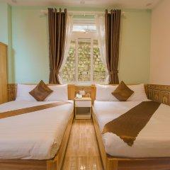 My Hy Hotel Далат комната для гостей