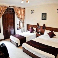 Отель Gia Thinh Ханой сейф в номере
