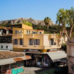 Отель Suitas Греция, Афины - отзывы, цены и фото номеров - забронировать отель Suitas онлайн приотельная территория