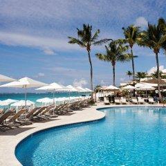 Отель Grand Cayman Marriott Beach Resort Каймановы острова, Севен-Майл-Бич - отзывы, цены и фото номеров - забронировать отель Grand Cayman Marriott Beach Resort онлайн бассейн