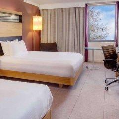 Отель Hilton Manchester Airport Манчестер комната для гостей фото 2