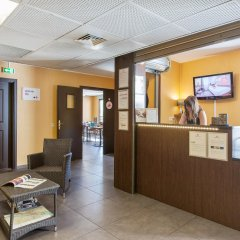 Отель Appart'City Confort Lyon Vaise интерьер отеля