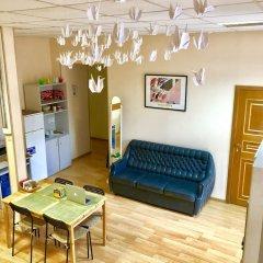 Мини-Отель Журавлик комната для гостей фото 5