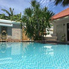 Отель Inaya Pool Villa Rawai бассейн фото 2