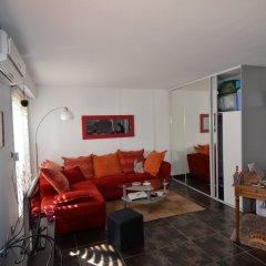 Отель MyNice Rouge Indien Франция, Ницца - отзывы, цены и фото номеров - забронировать отель MyNice Rouge Indien онлайн комната для гостей фото 5