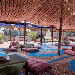 Sheraton Montazah Hotel бассейн