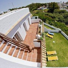 Отель Villas Flamenco Beach Conil Испания, Кониль-де-ла-Фронтера - отзывы, цены и фото номеров - забронировать отель Villas Flamenco Beach Conil онлайн балкон