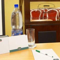 Гостиница Кортъярд Марриотт Москва Центр удобства в номере фото 2