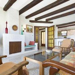 Отель Villa Mas Guelo Испания, Бланес - отзывы, цены и фото номеров - забронировать отель Villa Mas Guelo онлайн комната для гостей фото 2