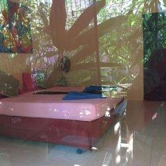 Отель Cha-Ba Bungalow & Art Gallery Таиланд, Ланта - отзывы, цены и фото номеров - забронировать отель Cha-Ba Bungalow & Art Gallery онлайн приотельная территория