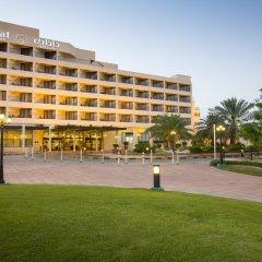 Отель Danat Al Ain Resort ОАЭ, Эль-Айн - отзывы, цены и фото номеров - забронировать отель Danat Al Ain Resort онлайн приотельная территория
