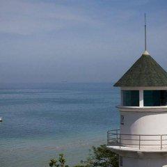 Отель A-One Pattaya Beach Resort пляж