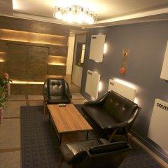 Отель New Sun Guesthouse Myeongdong спа