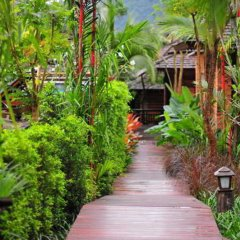 Отель Ao Nang Phu Pi Maan Resort & Spa фото 8