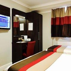 Royal Cambridge Hotel удобства в номере фото 2