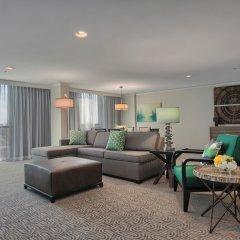 Отель DoubleTree by Hilton at the Entrance to Universal Orlando комната для гостей фото 6