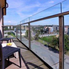 Отель Absolutum Boutique Прага балкон