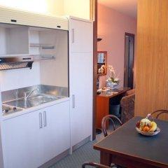 Отель Appartamenti Rosa Абано-Терме в номере