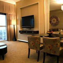 Отель Dusit Thani Dubai интерьер отеля