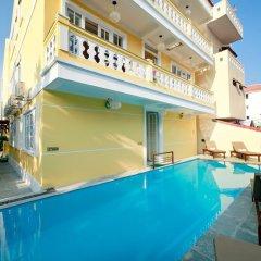 Отель Nova Villa Hoi An Вьетнам, Хойан - отзывы, цены и фото номеров - забронировать отель Nova Villa Hoi An онлайн бассейн фото 3