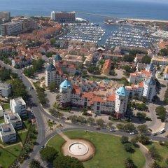 Отель Algardia Marina Parque Apartments By Garvetur Португалия, Виламура - отзывы, цены и фото номеров - забронировать отель Algardia Marina Parque Apartments By Garvetur онлайн пляж