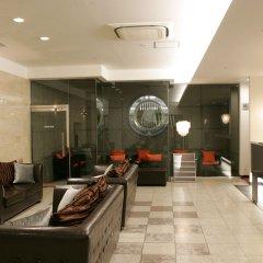 Отель Green Rich Nishitetsu Ohashi Ekimae Фукуока интерьер отеля фото 3
