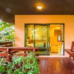 Отель Sunda Resort балкон