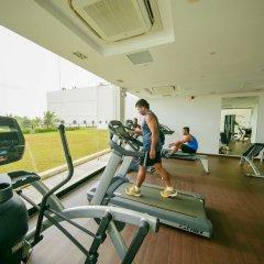 Отель Citrus Waskaduwa фитнесс-зал фото 4