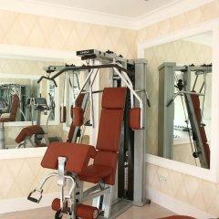 Отель Valdepalacios фитнесс-зал