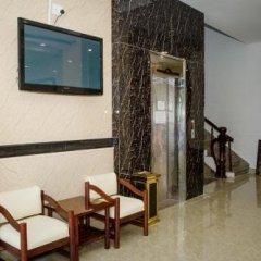 Отель Lucky Hotel Nha Trang Вьетнам, Нячанг - отзывы, цены и фото номеров - забронировать отель Lucky Hotel Nha Trang онлайн интерьер отеля фото 2
