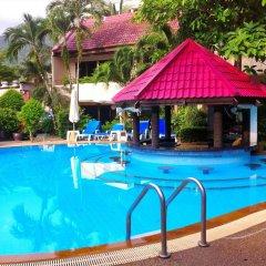 Swiss Palm Beach Hotel бассейн фото 2