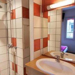 Отель Auberge Internationale des Jeunes ванная