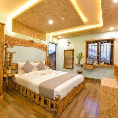 A Tran Boutique Hotel Хойан комната для гостей фото 3