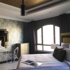 Отель Dream Inn Dubai - Royal Palm Beach Villa ОАЭ, Дубай - отзывы, цены и фото номеров - забронировать отель Dream Inn Dubai - Royal Palm Beach Villa онлайн комната для гостей фото 2