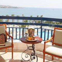 Ascos Coral Beach Hotel балкон