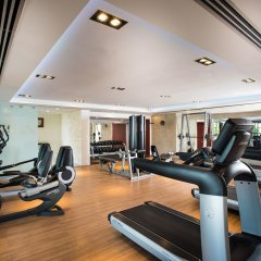 Отель Fiesta Americana Merida фитнесс-зал фото 4