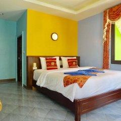 Отель Blue Andaman Lanta Resort Ланта комната для гостей