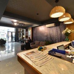 Hanoi Emerald Waters Hotel Trendy интерьер отеля