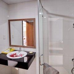 Отель Rigel Hotel Вьетнам, Нячанг - отзывы, цены и фото номеров - забронировать отель Rigel Hotel онлайн ванная фото 2
