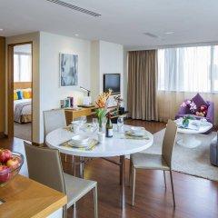 Отель Park Avenue Clemenceau Сингапур, Сингапур - отзывы, цены и фото номеров - забронировать отель Park Avenue Clemenceau онлайн комната для гостей