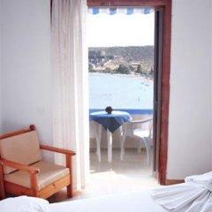 Отель Sandy Beach комната для гостей фото 5