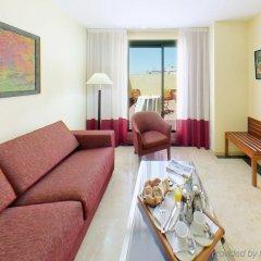 Отель Exe Laietana Palace комната для гостей фото 2