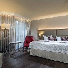 Radisson Blu Badischer Hof Hotel 4* Стандартный номер с различными типами кроватей фото 14