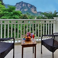 Отель Krabi Tipa Resort балкон фото 4