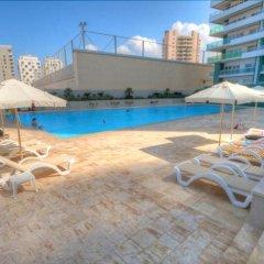 Отель Seaview Apart IN Fort Cambridge With Pool Мальта, Слима - отзывы, цены и фото номеров - забронировать отель Seaview Apart IN Fort Cambridge With Pool онлайн бассейн фото 3