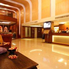 Отель Suvarnabhumi Suite Бангкок интерьер отеля